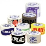 Custom Printed Acrylic Tape One Color Five Case Minimum